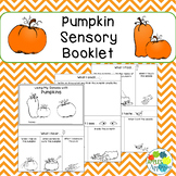 Five Senses with Pumpkins: A Sensory Booklet