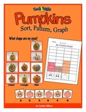 Pumpkins Sort, Pattern, Graph
