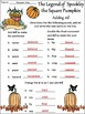 Pumpkin Activities: Spookley the Square Pumpkin Book Activities Bundle
