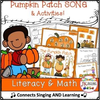 Pumpkin Patch - Literacy & Math Activities