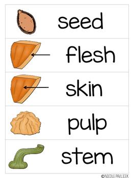 Pumpkins Write the Room