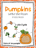 Pumpkins Write the Room