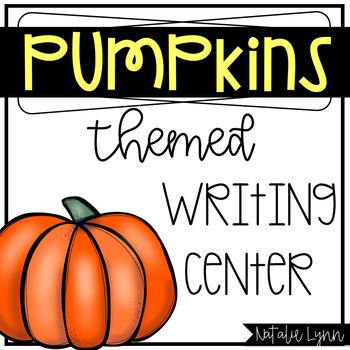 Pumpkins Writing Center