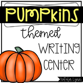 Pumpkins Writing Center