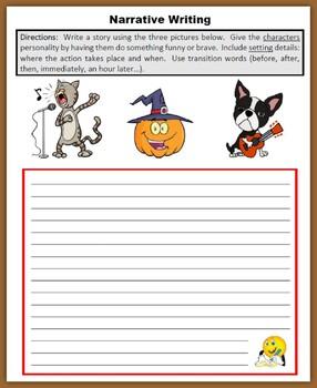 Pumpkins - Writing and Thinking Activities