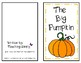 Pumpkins and Fall: Easy book, Art, Writing - Fun - Struggling Readers
