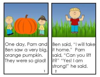 Pumpkins Literacy Activities