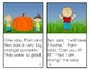Pumpkins and Fall: Easy book, Art, Writing - Fun - Struggl