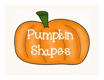 Pumpkins and Shapes