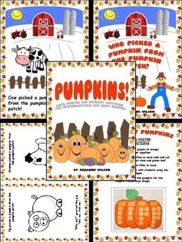 Pumpkins! by Suzanne Wilson