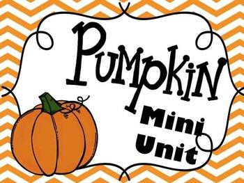 Pumpkins mini unit