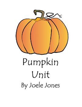 Pumpkins, pumpkins, pumpkins-Common Core Aligned