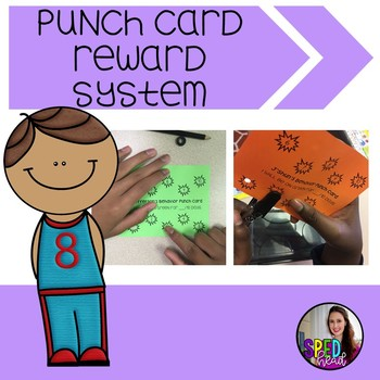 Punch Card Behavior System