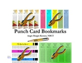 Punch Card Bookmarks