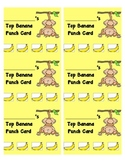 Punch Card Monkey theme