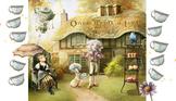 Punch Card / Reward Card - Autumn Tea Party