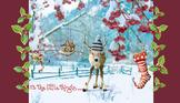 Punch Card / Reward Card - Holiday Reindeer