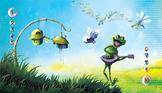 Punch Card / Reward Card - Hoppin' Frog Jamboree