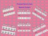 Punch Card Reward System