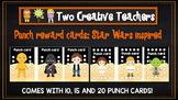 Punch Card - Star Wars Theme