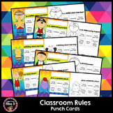 Classroom Rules Cards