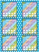 Punch Cards 8 Designs and 8 Editable