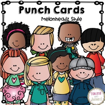 Punch Cards: Melonheadz Style