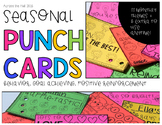 Punch Cards Reward Cards