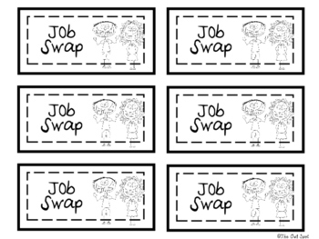 Punch Cards, Rewards and Incentives Classroom Resource Packet