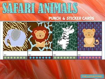 Punch Cards : Safari