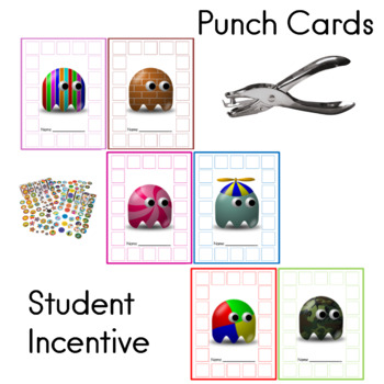 Punch Cards Student Incentive