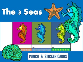 Punch Cards : The 3 Seas