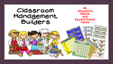 Punch Cards and Incentive Charts Reward Mega Bundle Classroom Management