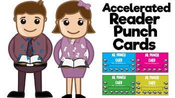 Punch Cards for Accelerated Reader