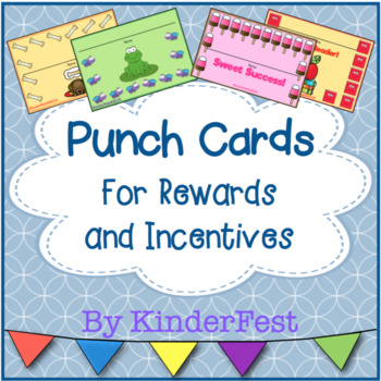 Punch Cards for Rewards and Incentives