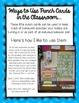 Punch Cards for Homework / Behavior Reinforcement / Rewards ***FREEBIE***