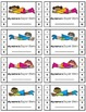 Punch Cards for Tracking Homework / Behavior Reinforcement