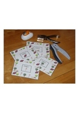 Punch It Picture Cards