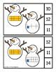 Punch and Poke Snowmen