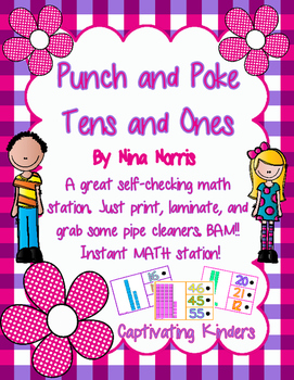 Punch and Poke Tens and Ones