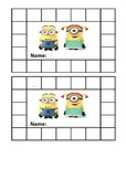 Minion Behaviour Charts