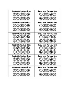 Punch-card passes!