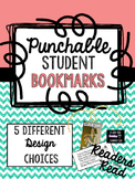 Punchable Bookmarks