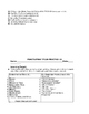 Punctuating Titles Practice Worksheet #2