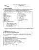 Punctuating Titles Practice Worksheet #3
