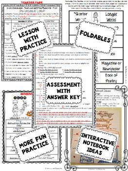 Punctuating Titles Week Long Lessons L.5.2.d