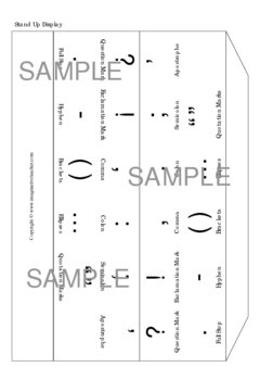 Punctuation Activity Pack
