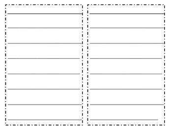 Punctuation Assessment (Exit Slip) #2