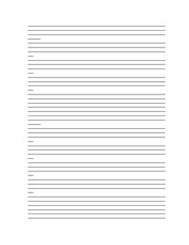 Punctuation Assessment (Test)