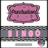 Punctuation BINGO! Punctuation FUN!